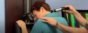 Upper Cervical adjustment